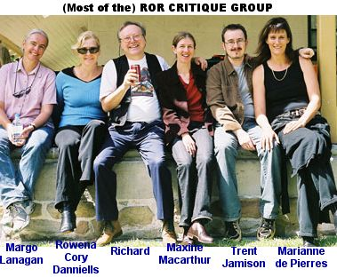 ROR critique group